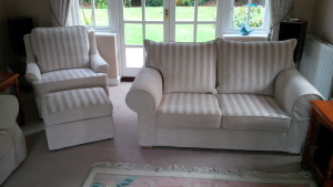 Loose Covers tailored Cheshire